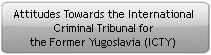 Attitudes Towards the International Criminal Tribunal for the Former Yugoslavia (ICTY)
