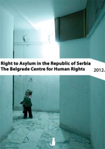 Right to Asylum in the Republic of Serbia 2012.indd