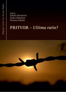 pritvor ultima ratio